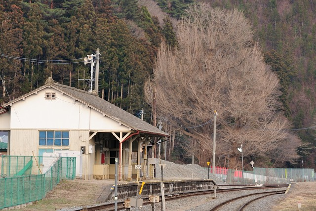 番外編)岩手開発鉄道(2014/3/28...
