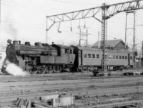SL現役時代のアーカイブ(美唄鉄道): 会津の自然と汽車